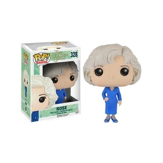 Golden Girls Funko POP Vinyl Figure Rose - multi