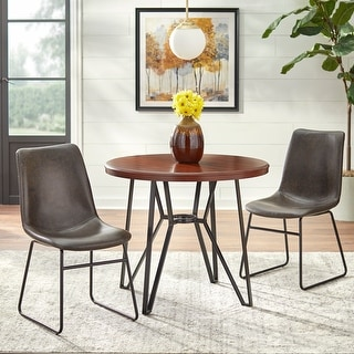 Link to Simple Living Shane 3-Piece Dining Set Similar Items in Dining Room & Bar Furniture