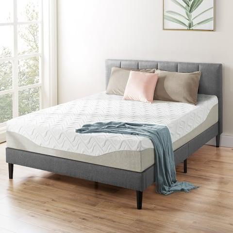 Crown Comfort 11-inch Gel Memory Foam Mattress