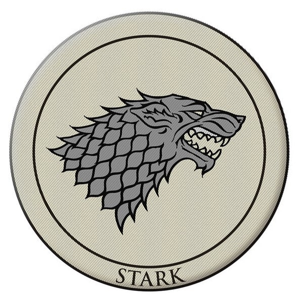 Game Of Thrones Crest Patch: Stark