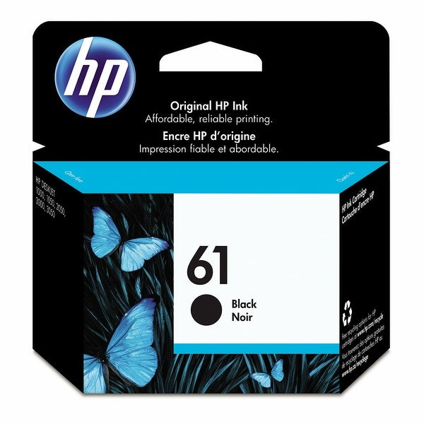 HP CH561WN 61 Black Ink Cartridge