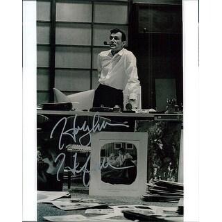 Signed Hefner Hugh 8x10 Photo autographed