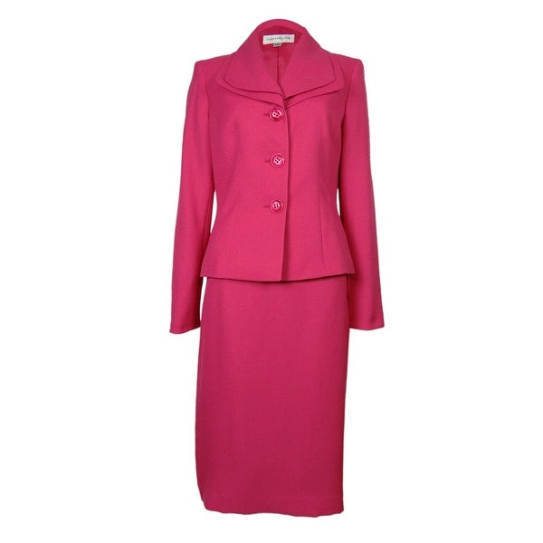 Evan Picone Women's Work Smart Skirt Suit