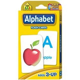 Alphabet 52/Pkg - Flash Cards
