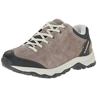 Hi-Tec Womens Libero Low Suede Waterproof Hiking, Trail Shoes - 5 medium (b,m)