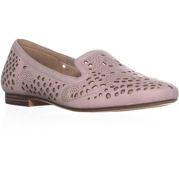 naturalizer Eve Cutout Square Toe Loafers, Soft Marble