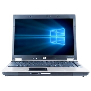 Refurbished HP EliteBook 6930P 14.1'' Laptop Intel Core 2 Duo P8400 2.26G 2G DDR2 160G DVD Win 7 Home Premium 64 1 Year Warranty