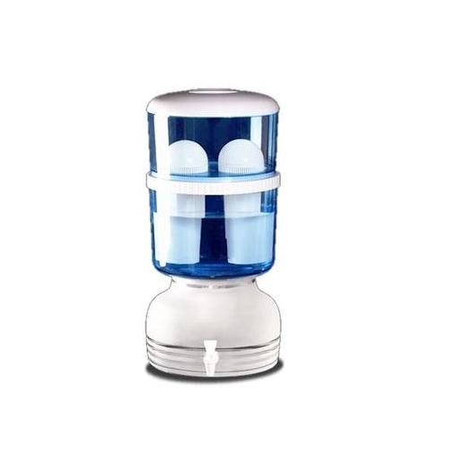 Avanti Complete Zero Water Bottle Kit Filtration System, White