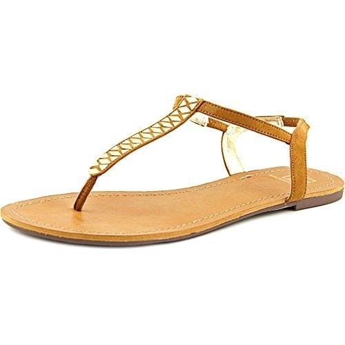 Material Girl Sage Women Open-Toe Synthetic Slingback Sandal