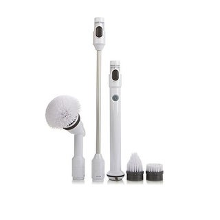 Ontel Products TS-MC6/3 Turbo Scrub Power Scrubber, 3'