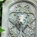 Sunnydaze Decorative Lion Solar Wall Fountain - Thumbnail 3