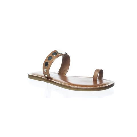 Bernardo Womens Mattie Brown Slides Size 5