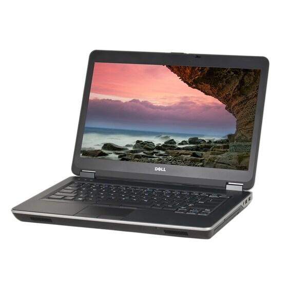 Dell Latitude E6440 Intel Core i7-4600M 2.9GHz 4th Gen CPU 16GB RAM 256GB SSD Windows 10 Pro 14-inch Laptop (Refurbished)