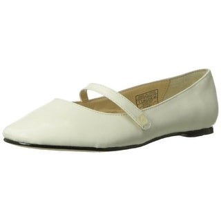 Polo Ralph Lauren Girls Alyssa Solid Leather Mary Janes