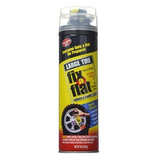 Pennzoil S430 Fix A Flat With Hose Tire Inflator And Sealer, 20 Oz