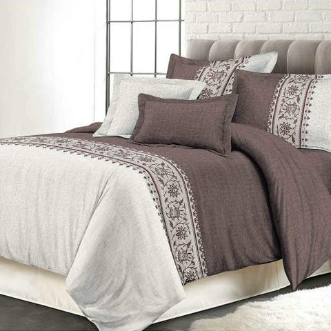 Shatex Splicing Bedding Comforter Set