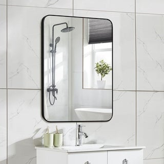 Link to Carbon Loft Metal Beveled Venetian Wall Mirror - 22*30*0.79 Similar Items in Mirrors