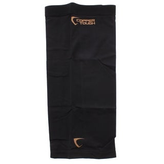 Copper Tough Compression Calf Sleeve Moisture Wicking Support - XL
