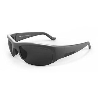Switch Altitude Matte Gunmetal Polarized TC Grey Interchangeable Sunglasses