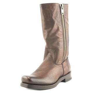 Frye Taye Square Toe Leather Boot