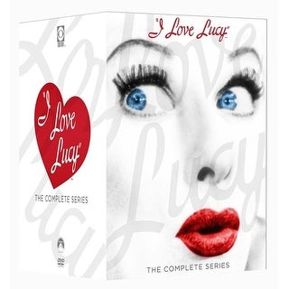 I Love Lucy: The Complete Series [DVD]