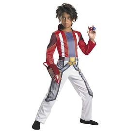 Child Bakugan Dan Deluxe Costume Size S (4-6)