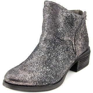 Not Rated Sagitta Women Round Toe Synthetic Ankle Boot