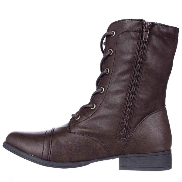 American Rag Womens Faylln Closed Toe Ankle Combat Boots
