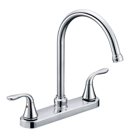 Jones Stephens 155803 Contractor's Choice 1.8 GPM Widespread Kitchen Faucet
