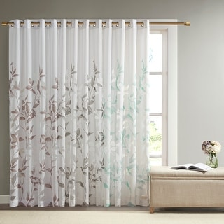 Link to The Gray Barn Yturria Grey Printed Curtain Panel Similar Items in Curtains & Drapes