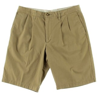 Dockers Mens Walking Shorts Double Pleat Solid (2 options available)