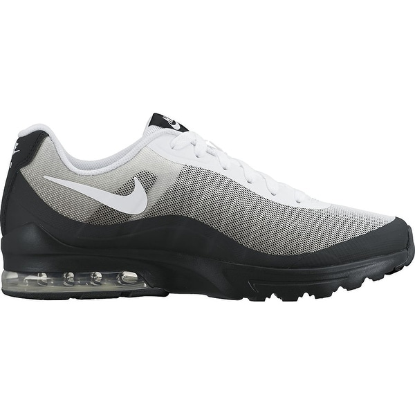 Nike Men's Air Max Invigor Print Running Shoe, Black/White/Cool Grey - black/white-cool grey