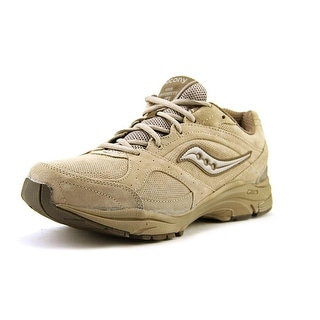 Saucony Progrid Integrity ST 2 W Round Toe Leather Walking Shoe