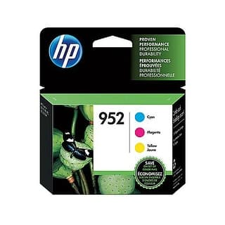 HP 952 Combo Pack N9K27AN#140 952 3-Pack Cyan-Magenta-Yellow Original Ink Cartridges|https://ak1.ostkcdn.com/images/products/is/images/direct/6bf957d7b79cd0faec5ee11182c690c9b3b2ebca/HP-952-Combo-Pack-N9K27AN%23140-952-3-Pack-Cyan-Magenta-Yellow-Original-Ink-Cartridges.jpg?impolicy=medium