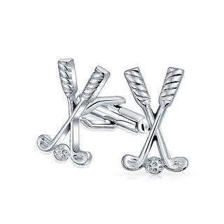 Bling Jewelry Crossed Golf Clubs and Ball Mens Sports Cufflinks Rhodium Plated|https://ak1.ostkcdn.com/images/products/is/images/direct/6bfaa8d4f022eb96d302f83639483ceb25277da7/Bling-Jewelry-Crossed-Golf-Clubs-and-Ball-Mens-Sports-Cufflinks-Rhodium-Plated.jpg?impolicy=medium
