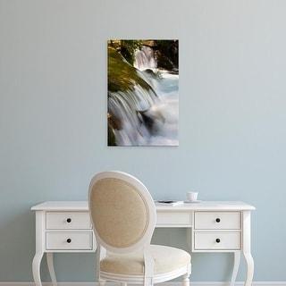 Easy Art Prints Martin Zwick's 'The Plitvice Lakes In Croatia V' Premium Canvas Art