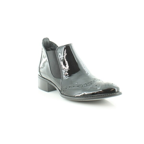 Paul Green Ava Women's Boots Black Patent