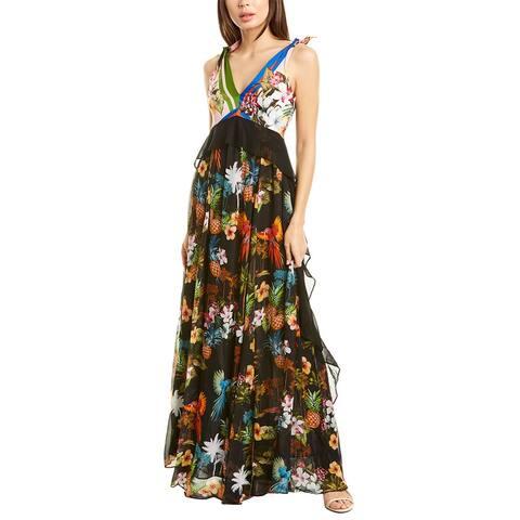 Pinko Torina Maxi Dress