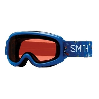 Smith Optics Goggles Youth Gambler Junior Series Performance Lens GM3