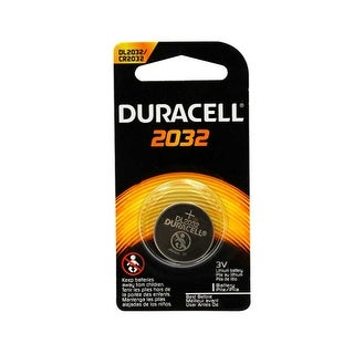 """""""Battery for Duracell DL-CR2032 (Single Pack) Replacement Battery"""""""