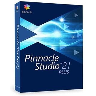 Corel Corporation - Pnst21plefam - Pinnacle Studio 21 Plus En Fr