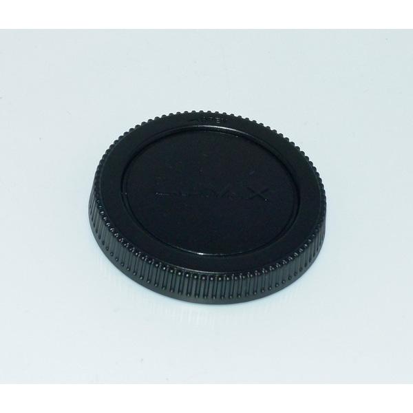 OEM Panasonic Rear Lens Cap Originally Shipped With: HPS45175, H-PS45175, HX025, H-X025, HHS12035, H-HS12035
