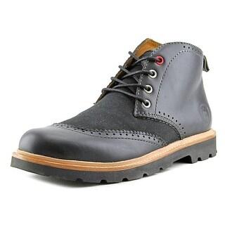 Boston Boot Co Newbury Boot Round Toe Leather Hunting Boot
