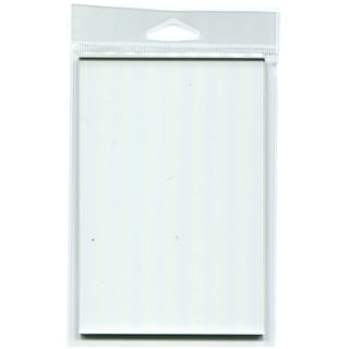 """Joggles Clear Acrylic Stamp Mount 4""""X6""""-4""""X6"""""""