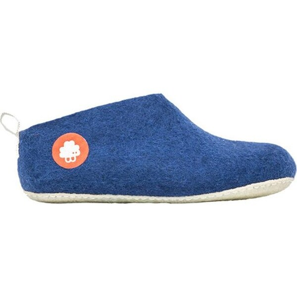 384b085be Shop Baabuk Children's Gus Slipper Navy Blue - Free Shipping Today -  Overstock - 17747094