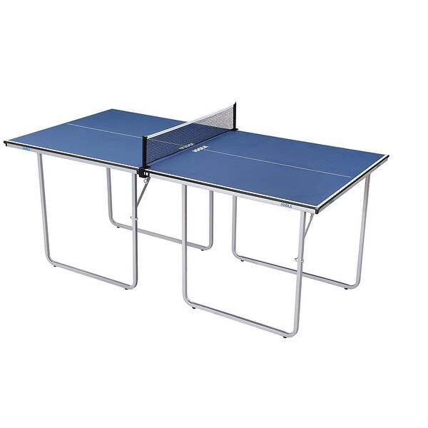Attrayant Joola Midsize Compact Table Tennis Table   Blue