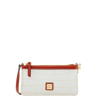 Dooney & Bourke Croco Large Slim Wristlet (Introduced by Dooney & Bourke at $88 in Feb 2017)