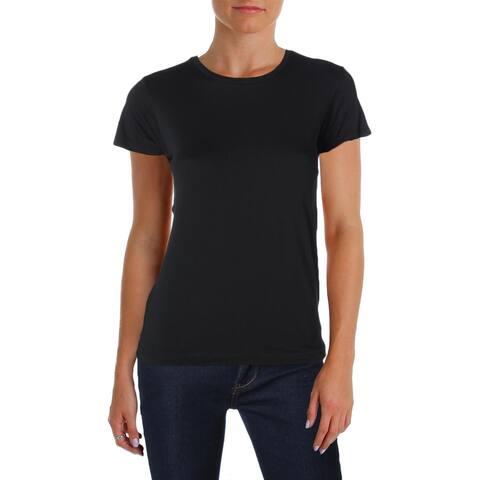 Polo Ralph Lauren Womens T-Shirt Logo Crew Neck