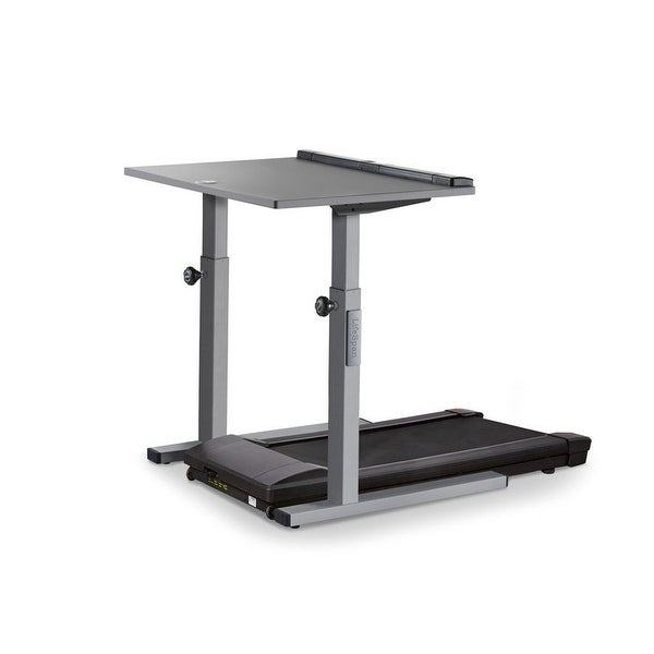 Treadmill Desk Reviews Consumer Reports: Shop LifeSpan Fitness Tr800-dt5 Treadmill Desk Exercise