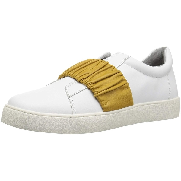 df78f761407 Shop Nine West Women s Pindiviah Leather Sneaker - Free Shipping On ...